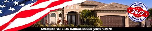 veteran garage doorGarage Door Repair Las Vegas  Fix Garage Door Spring