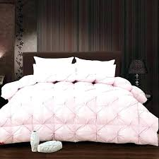 light pink twin bedding white grade a natural goose down comforter queen king size set princess twin comforter set for girls pink