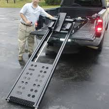 Rampage Power Lift Powered Motorcycle Ramp - 8' Long | For my Truck ...
