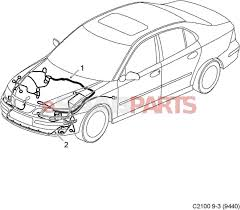 saab wiring harness wiring diagram and hernes saab 9 5 wiring electrical connector carparts