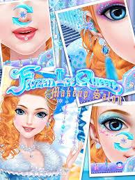 frozen ice queen makeup salon tnn game 13