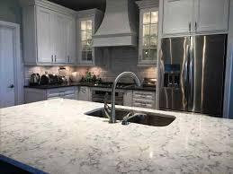 cutting and polishing quartz countertops