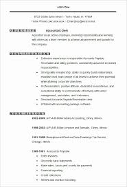 Free Blank Resume Fascinating Free Blank Resumes Simple Resume Examples For Jobs