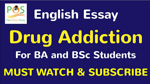 essay on drug addiction narcotic menace for ba and bsc students  essay on drug addiction narcotic menace for ba and bsc students