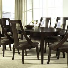round to oval dining table round to oval dining table set long narrow farmhouse dining table