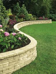backyard retaining wall retaining wall in garden backyard retaining wall landscaping ideas