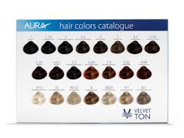 Oem One Folded Hair Dye Color Swatch Chart Buy Hair Color Mixing Chart Hairdresser Color Chart Hair Extension Color Chart Product On Alibaba Com