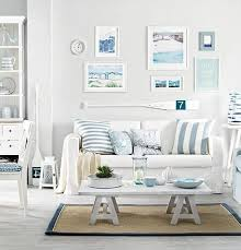 beach living room decorating ideas. Modren Room Blue Pastel Beach Living Rooms Throughout Room Decorating Ideas