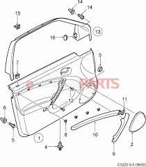 Car door parts diagram electrical drawing wiring diagram