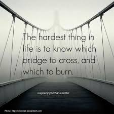 Image result for bridge quotes