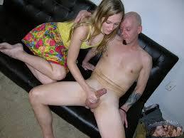 Teen Cute Amateur Blonde Boyfriend Ray Edwards Wearing Skirt.