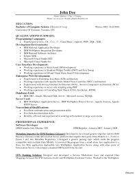 Software Engineer Resume Examples Software Engineer Resume Summary Format Experienced Engineering 100a 75