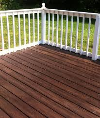 deck painting staining