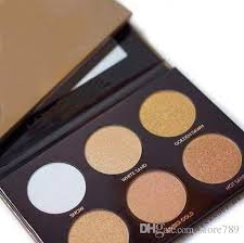 lowest hot new makeup gold box bronzers highlighter powder makeup kit dhl best highlighter for face bronzer tanning lotion from 789
