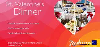 visit ukraine st valentines offer from radisson blu hotel kyiv podil