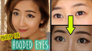 makeup for hooded eyes you