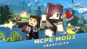 Mods for Minecraft PE by MCPE for ...