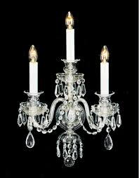impex lighting cb225082 03 wb crystal collection 3 light georgian lead