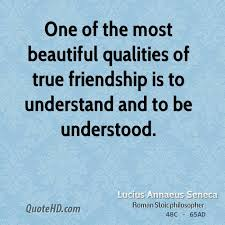Lucius Annaeus Seneca Friendship Quotes QuoteHD Classy Most Beautiful Friendship Images