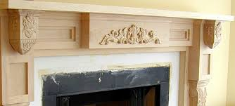 wooden appliques for furniture. applied wood carvings for the fireplace mantel wooden appliques furniture u