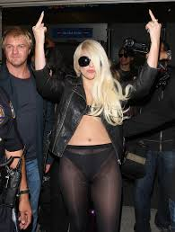 Lady Gaga Fat Pussy And Ass Without Pants In Thong And Sheer Leggings www.GutterUncensoredPlus 001.jpg