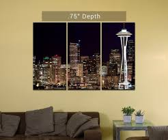 nice metal wall art ideas position the wall art decorations design of seattle wall art