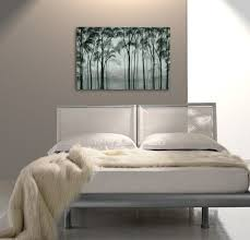 aspen white painted bedroom. Aspen Tree Painting Black And White Greyscale Monochrome Art Calming Colors Modern Abstract Contemporary Original Painted Bedroom S