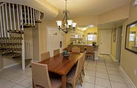 Dining Area In Two Bedroom Deluxe Villa | Westgate Town Center Resort U0026 Spa