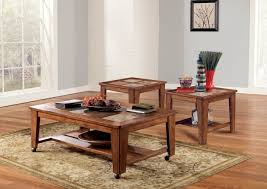 wonderful ideas ashley furniture coffee and end tables interior design joining this family room slate tile