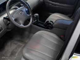 Grey Interior 2002 Toyota Avalon XL Photo #42926508   GTCarLot.com