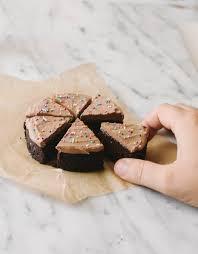 Teeny Tiny Chocolate Cake For One The Cake Merchant