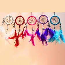 Are Dream Catchers Good Or Bad Dreamcatchers Nylon Feather Kids Room Bad Dream Catcher Pretty 31