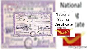 National Saving Certificate Calculator Interest Rate Nsc