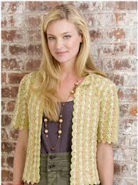 Crochet Cardigan Pattern Inspiration 48 Shell Stitch Crochet Cardigan Pattern AllFreeCrochet