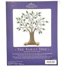 Hallmark Family Tree Photo Display Stand hallmark family tree ornament frames eBay 18