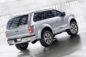 ford new car release 20142016 Ford SVT Bronco Coming Soon  Diesel Power Magazine