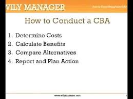 Cost Analysis Example How To Do A Cost Benefit Analysis A 3 Minute Crash Course Youtube