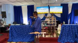 Welcome To Trumpet Of Faith... - Trumpet of Faith church.