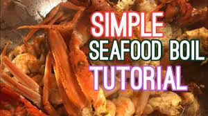 SEAFOOD BOIL BAG TUTORIAL 🥦🍤🌽~ Seafood ...