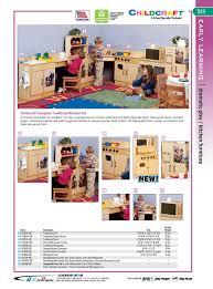 Preschool Kitchen Furniture Childcraft Kitchen Play Little Chef Microwave Oven 17 X 9 X 9 3