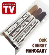furniture touch up markers. restore wood floors cabinet furniture repair touchup markers oak cherry mahogany touch up c