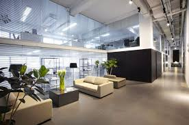 Pics luxury office Office Interior Large Spaces And Lighting Is Key For Creating Luxury Office Atmosphere Mynewsdesk What Makes Luxury Office Office Experts