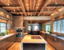 wood ceiling lighting. Wood Ceiling Kitchen Lights Reclaimed Light Fixtures With Small Bulb . Lighting E