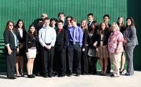 Fbla Students Gulf High School