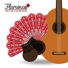 indian hand fan clipart. spanish hand fan: flamenco design over white background, vector illustration. indian fan clipart