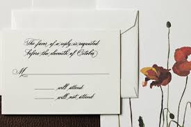 How To Reply To Wedding Rsvp Card How To Correctly Word Your Wedding Rsvp Card Meldeen