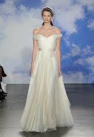 10 romantic off the shoulder wedding dresses bridal musings
