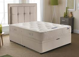 Ottoman Bedroom Silentnight Delamere Pocket Sprung Ottoman Bed Firm Dreams