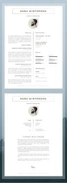 Professional Cv Template Resume Modern Free Templates For Mac
