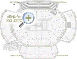 Atlanta State Farm Arena Seating Chart Philips Arena Seat Row Numbers Detailed Seating Chart